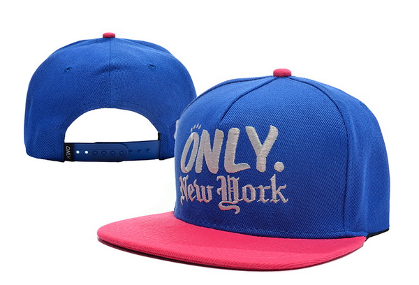 Only NY Snapbacks Hat XDF 10